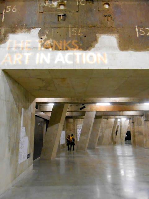Tate Modern Tanks