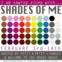 Shades of Me Sew Along