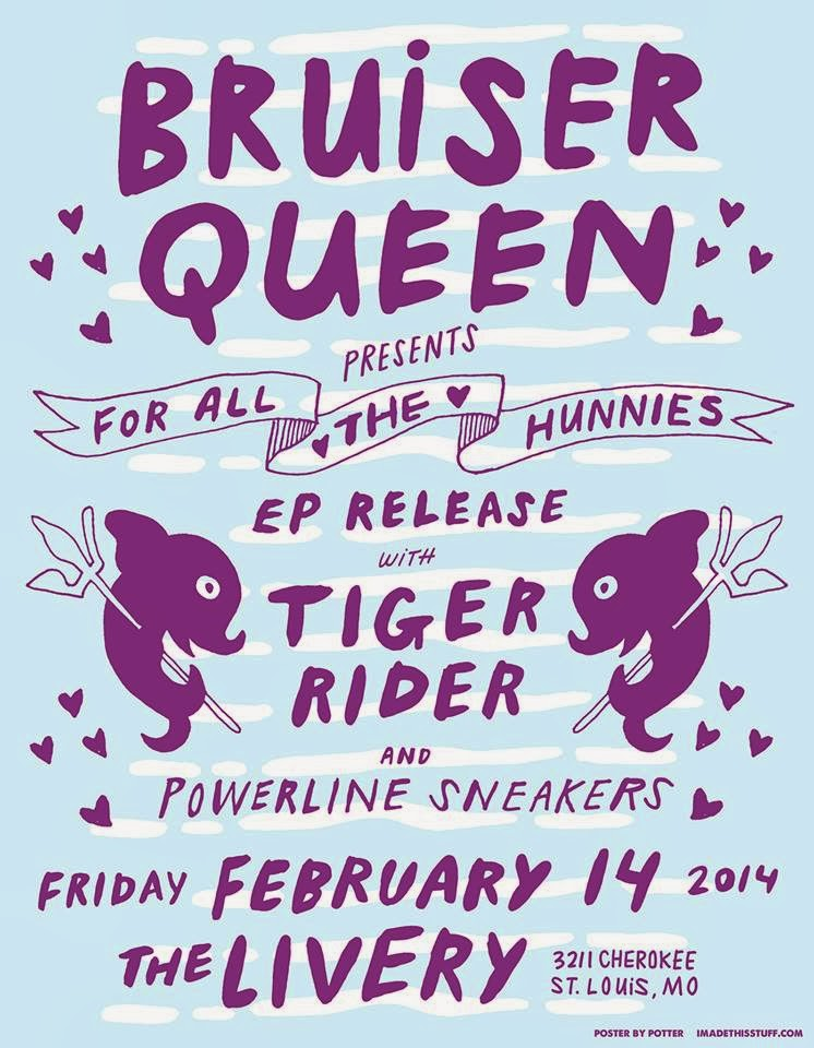 Bruiser Queen - Swears