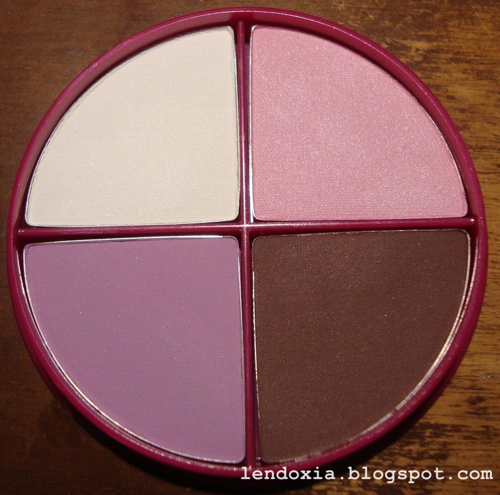 flormar p043 eyeshadow palette