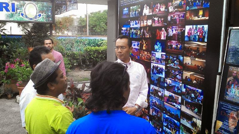 Bersama YB. Dato' Zulkurnain Hj Kamisan