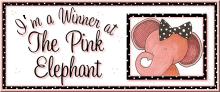 Yay! I won!
