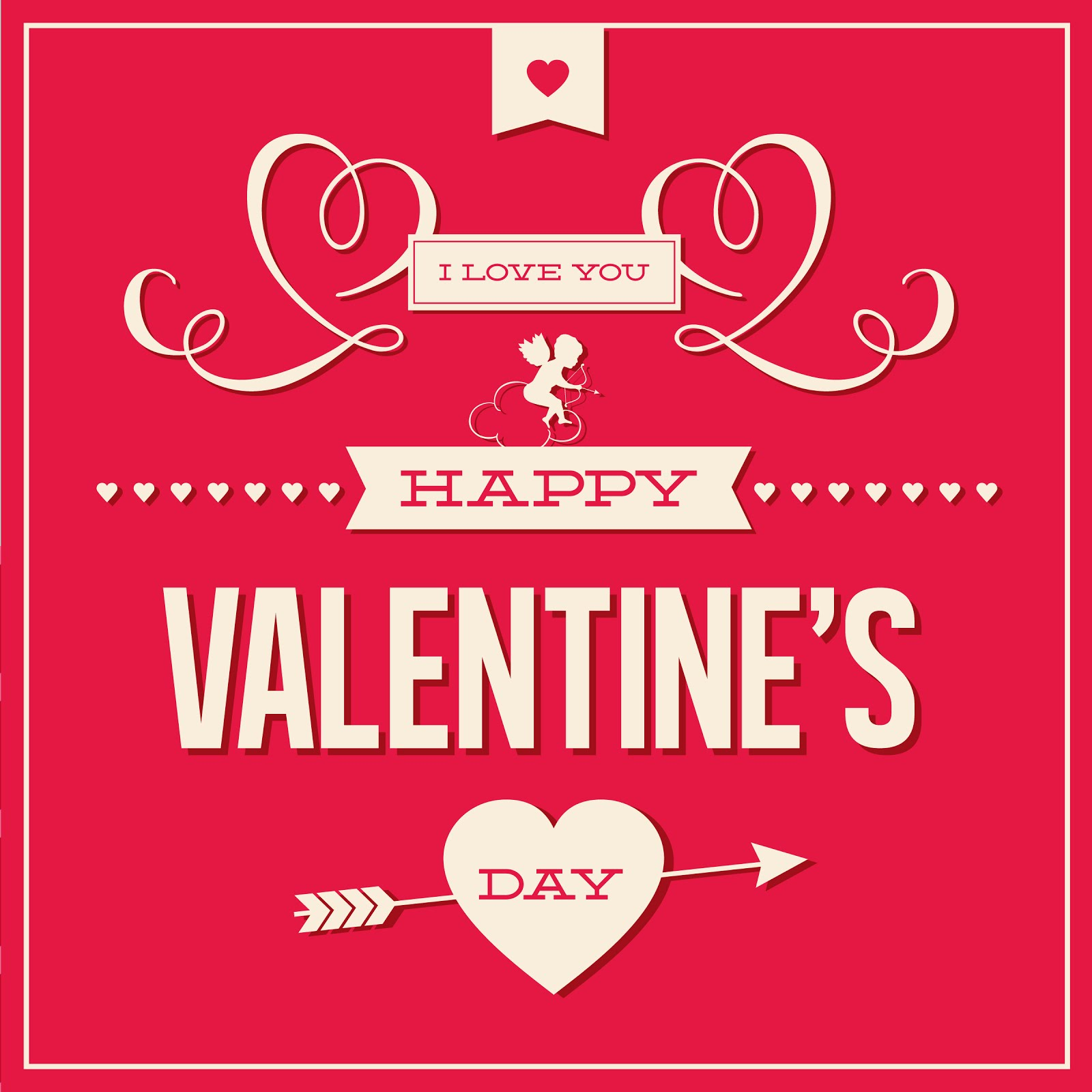 Happy Valentines Day 2017 Greeting Cards
