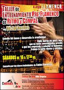 PRE-FLAMENCO DE RITMO Y COMPAS (CAJON Y PALMAS)