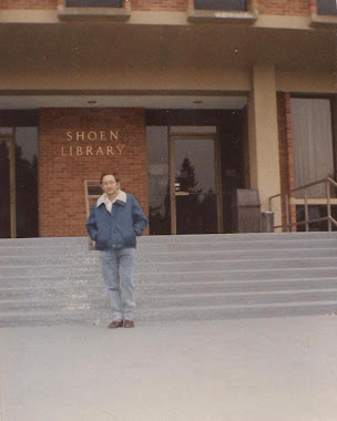 SHOEN LIBRARY-ANDRÉ CRUCHAGA