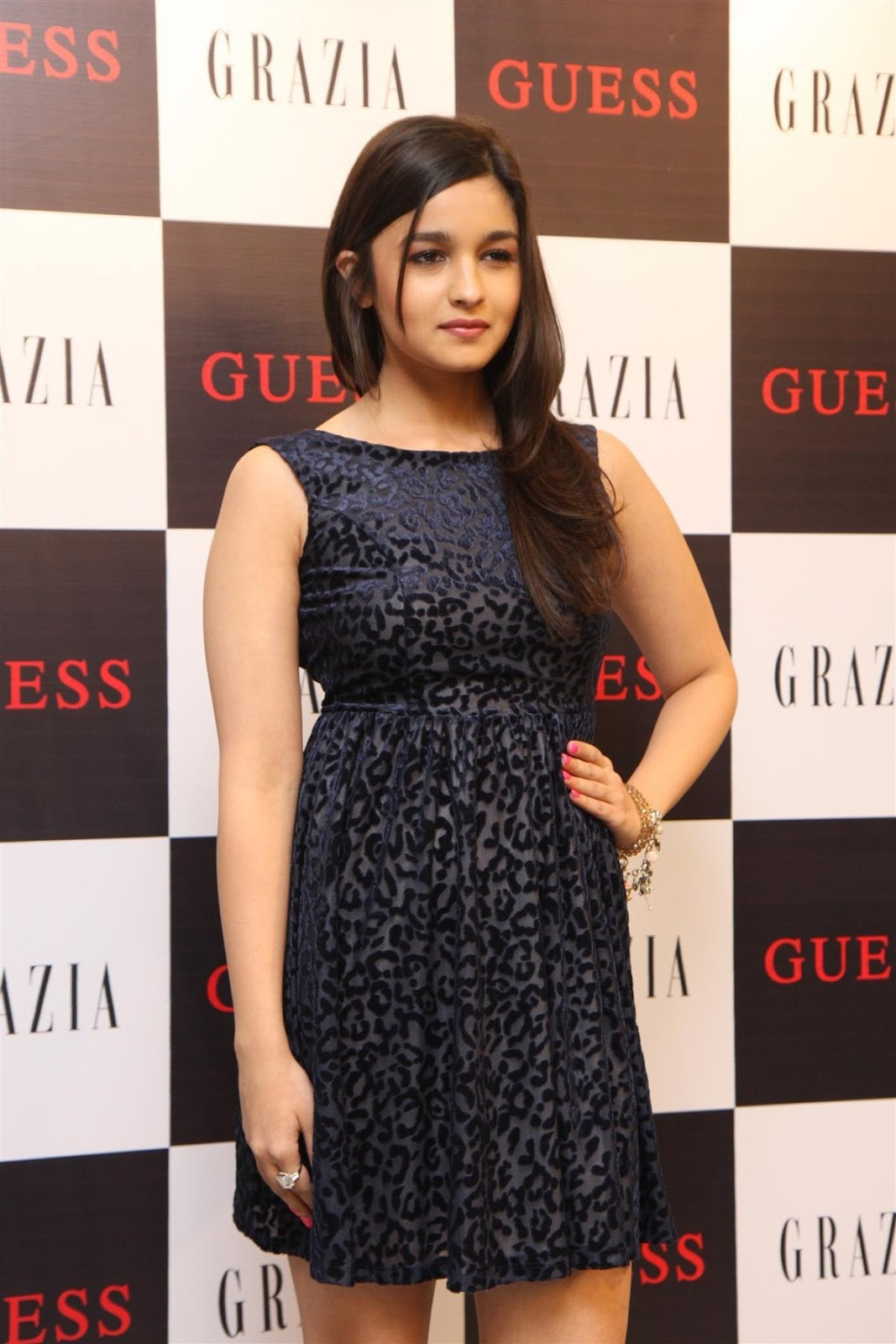 Alia Bhatt Gorgeous Photos at Grazia Magazine Party