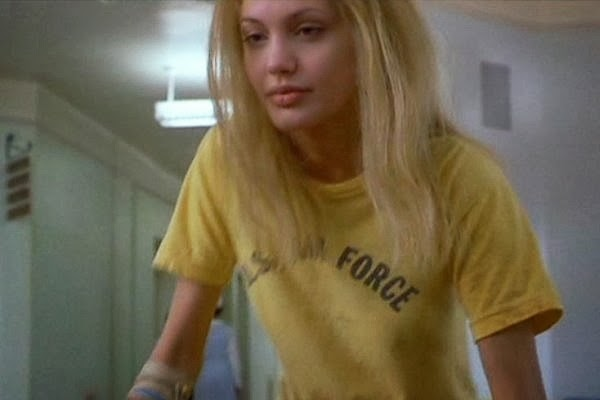 Angelina Jolie In Girl Interupted
