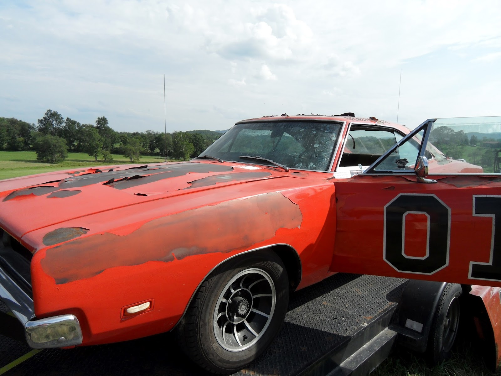 dukes of hazzard collector hazzard homecoming 2012 part 2. Black Bedroom Furniture Sets. Home Design Ideas
