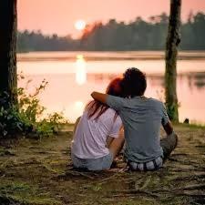 Un poeme d'amour romantique