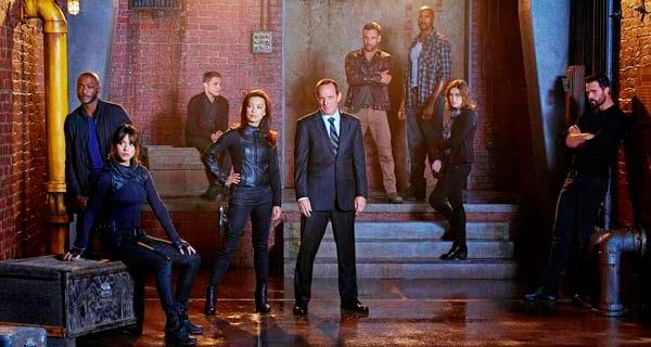 Protagonistas segunda temporada de Agentes de S.H.I.E.L.D.