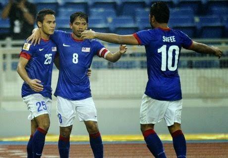 Malaysia Siap Buktikan Diri Di Piala AFF 2014