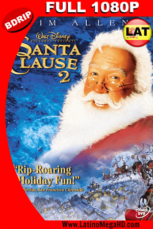 Santa Clausula 2 (1994) Latino Full HD BDRIP 1080P ()