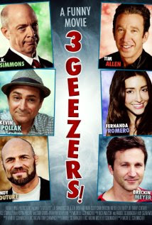 Download – 3 Geezers – BRRip ( 2013 )