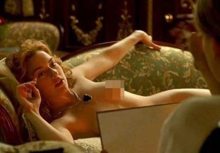adegan telanjang film titanic