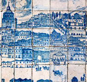 Lisboa em Azulejo