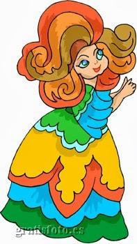 Princesa Clip Art