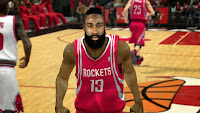 NBA2K14 James Harden Fear The Beard