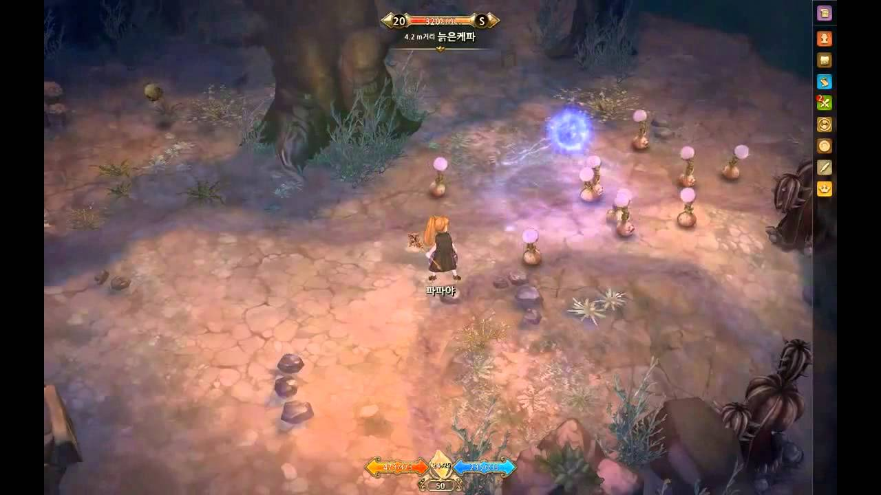 Tree of Savior участие в ЗБТ
