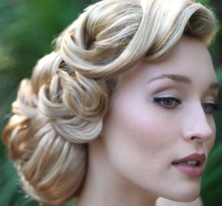 Peinados Lacios Para Fiestas - 50 Mejores Peinados de Fiesta Mujeres Talk