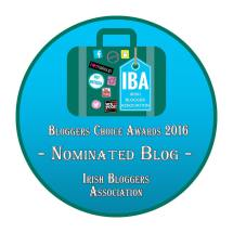 Shortlisted IBA Bloggers Choice 2016