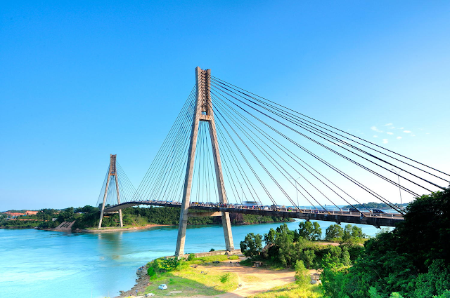 Tempat Wisata di Batam : Jembatan Barelang