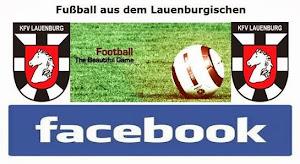 facebook - Fußball aus dem Lauenburgischen
