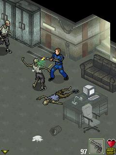 Jogo para Celular Resident Evil Uprising Nokia