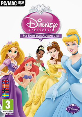Disney Princess My Fairytale Adventure PC game