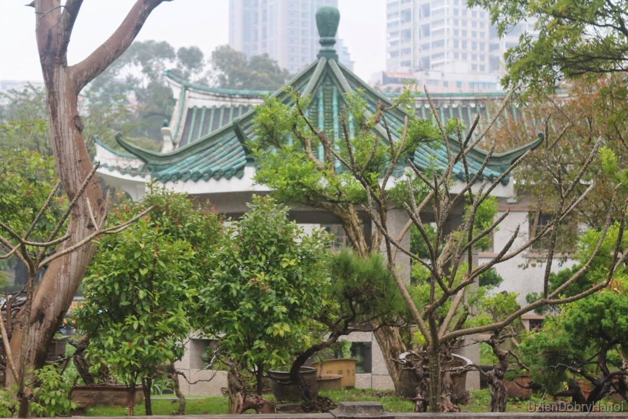 zongshan park, xiamen, chiny, dzień dobry hanoi