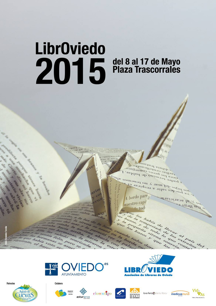 Cartel LibrOviedo 2015