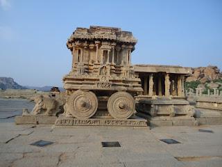 World Heritage Site, Hampi, Karnataka, India