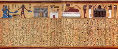 Ανακαλύφθηκε αιγυπτιακό χειρόγραφο 4.000 ετών