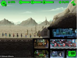 strategia e costruzione in fallout shelter