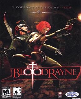 BloodRayne 2 PC Box