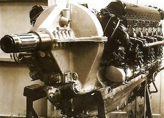 Двигатель ВК 105ПШ