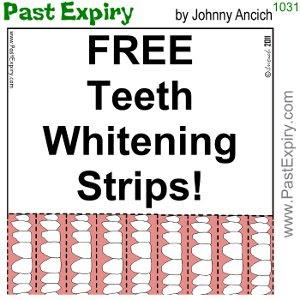 [CARTOON] Free Teeth Whitening. cartoon, FREE