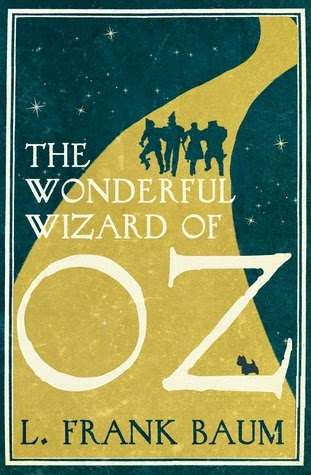 The Wonderful Wizard of Oz, L. Frank Baum cover