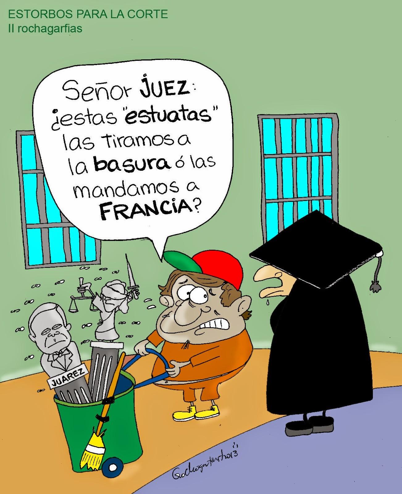 Suprema Corte anti Juarista.