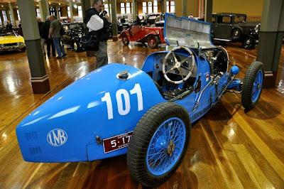 Motorclassica 2011 modif bugatti