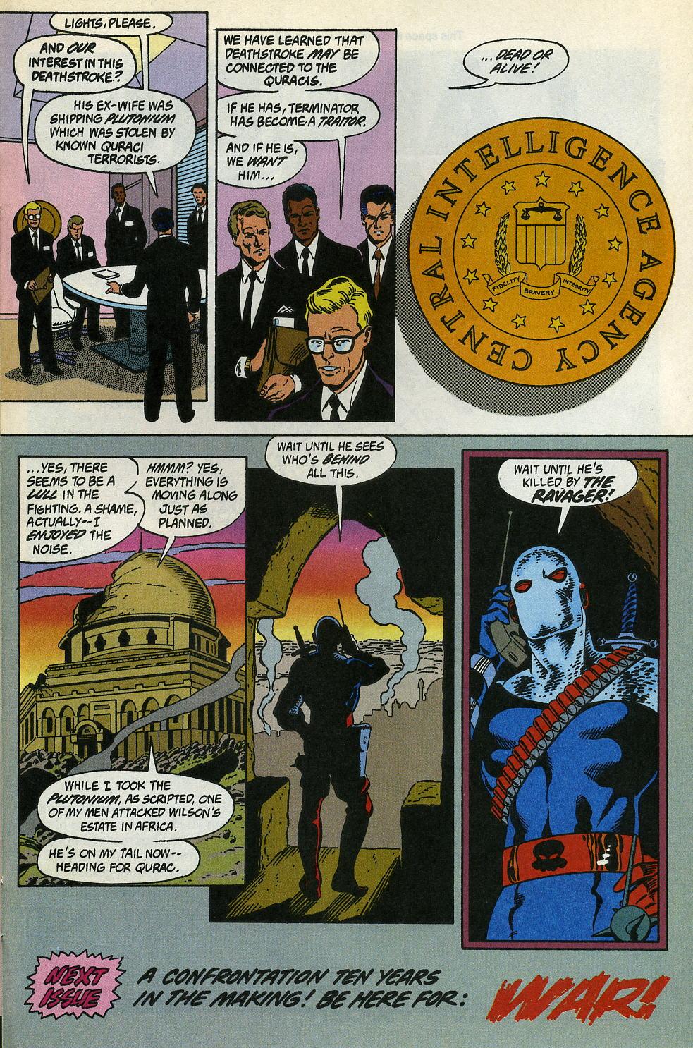 Deathstroke (1991) Issue #2 #7 - English 31