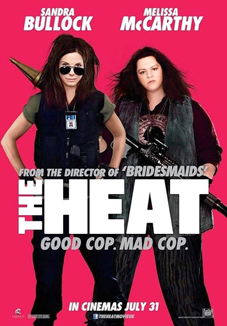 The Heat | Watch Movie Online Free
