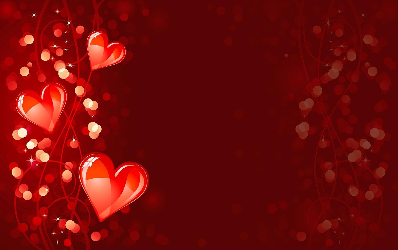 Happy Valentines Day Backgrounds | Valentine Jinni