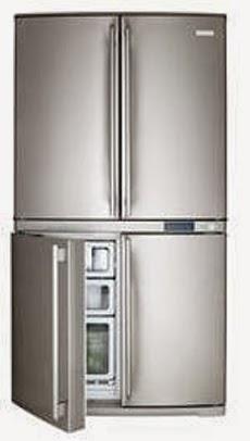 Tủ Lạnh Electrolux EQE6307SA-NVN (625 lít)