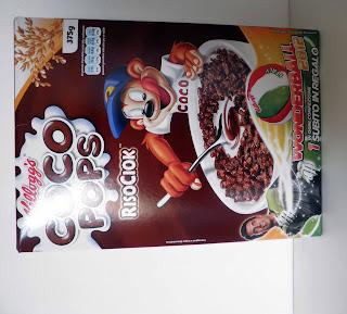Wonderball Coco Pops confezione 2012