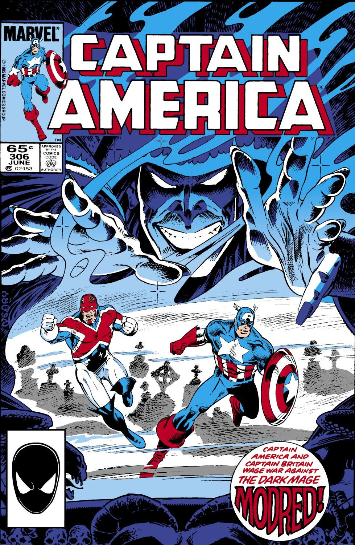 Captain America (1968) Issue #306 #234 - English 1