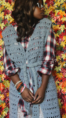 HandMade // Shoppe Update: The Memories Crochet Cardigan Pattern.