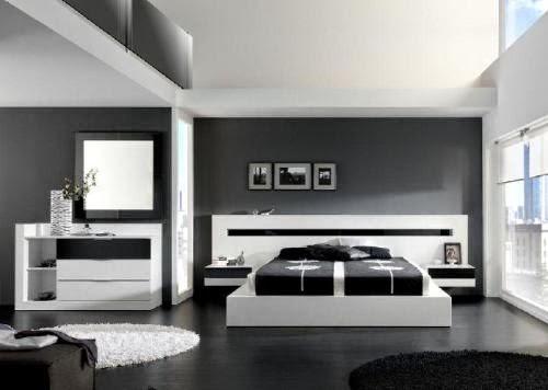 Proyectarq: dormitorios con diseño minimalista para alguien ...