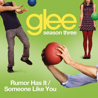 Glee Cast - Rumour Has It / Someone Like You Lyrics