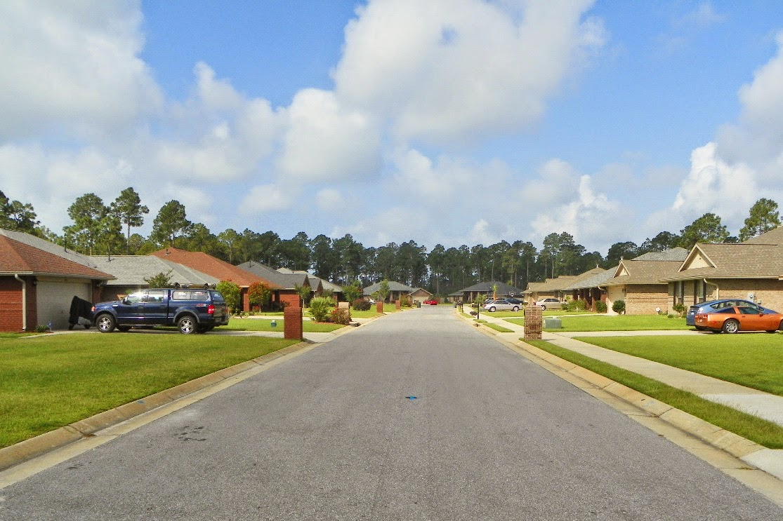 Pensacola's Osprey Place neighborhood ~ Adams Homes
