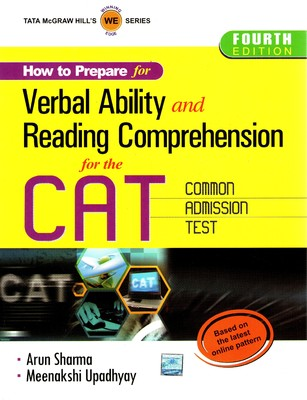 How to Prepare for Verbal Ability and Reading Comprehension for the CAT 4e - Arun Sharma, Meenakshi Upadhyay